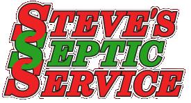 Logo Steve's Septic Services