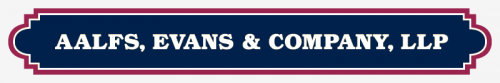 logo allfs evans and company llp