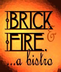 Logo Brick & Fire Bistro