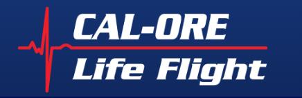 Logo Cal-Ore Life Flight