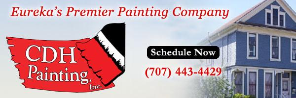 Logo CDH Painting, Inc.