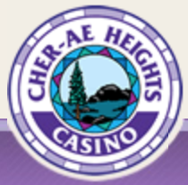 Logo Cher-Ae Heights Casino