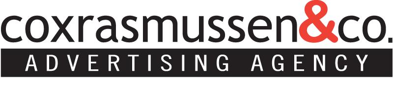 Logo CoxRasmussen & Co. Advertising Agency