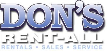 Logo Don's Rent-All, Inc.