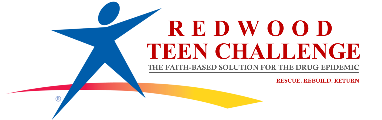 Logo Redwood Teen Challenge