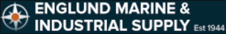 Logo Englund Marine Supply Co. Inc