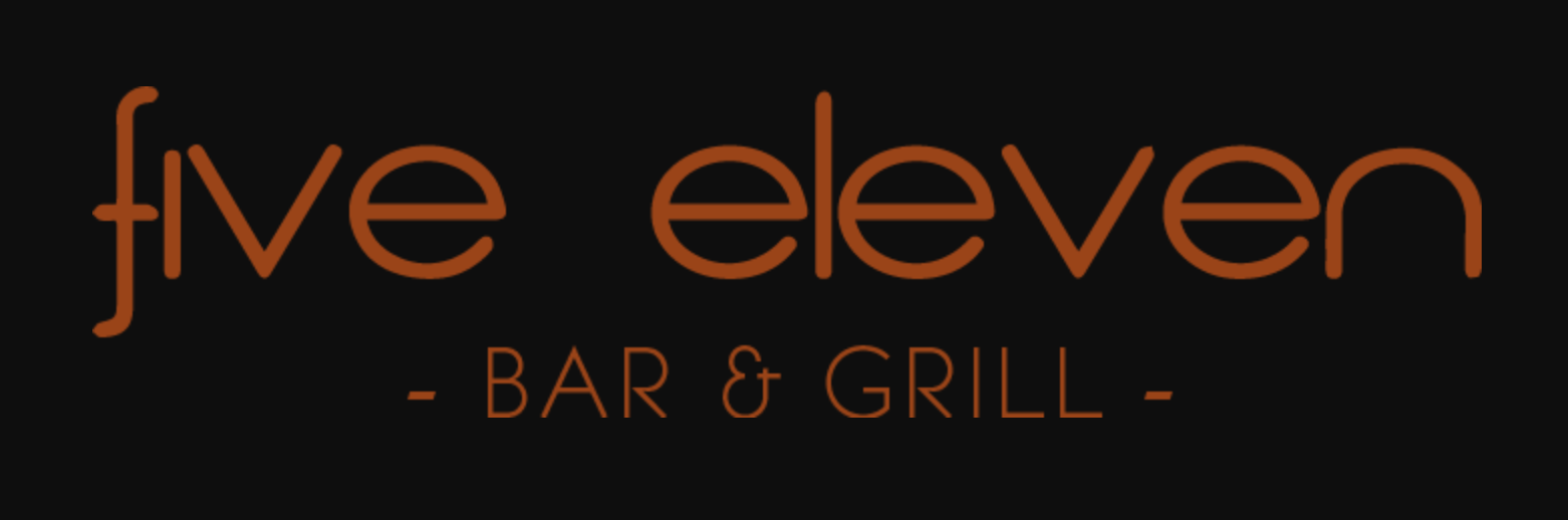 Logo Five Eleven & Pearl Lounge