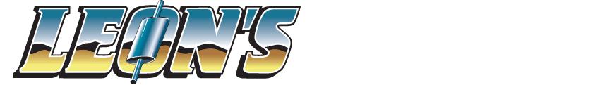 Logo Leon's Car Care Center