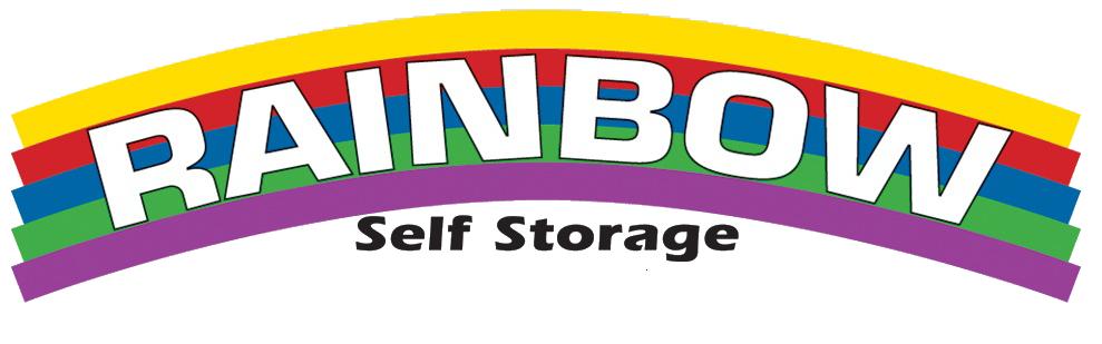 Logo Rainbow Self Storage