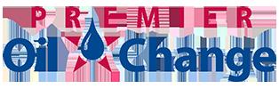 Logo Premier Oil Change