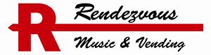 Logo Rendezvous Music & Vending