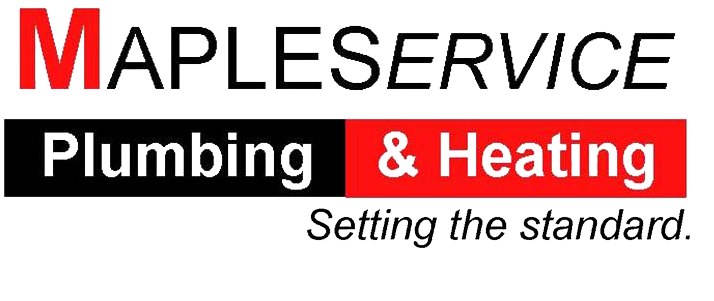 Logo Mapleservice Plumbing & Heating