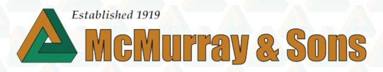Logo McMurray & Sons, Inc.