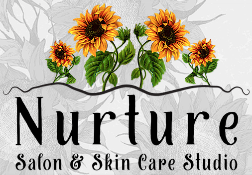Logo Nurture Salon & Skin Care Studio