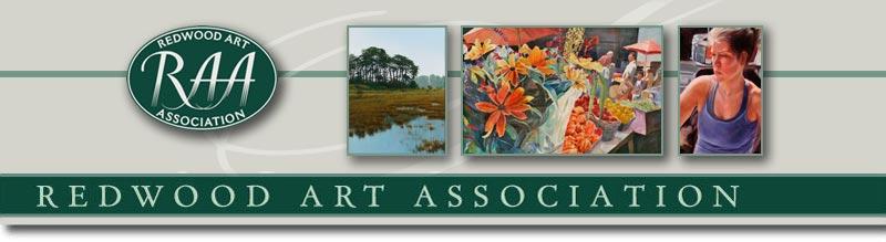 Logo Redwood Art Association