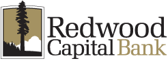 Logo Redwood Capital Bank