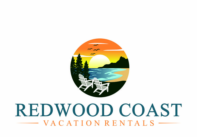 Logo Redwood Coast Vacation Rentals