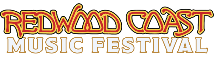 Logo Redwood Coast Music Festivals