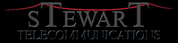 Logo Stewart Telecommunications