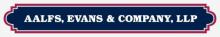 logo allfs evans and company llp