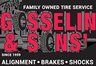 Logo Tony Gosselin Tire