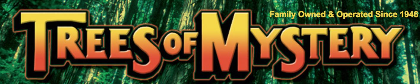 Logo Trees of Mystery