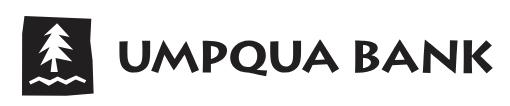 Logo Umpqua Bank