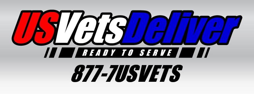 USVetsDeliver logo