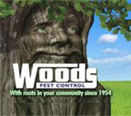 Logo Woods Pest Control, Inc.